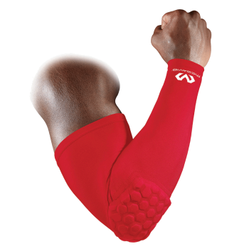 McDavid Shooter Arm Sleeve Red