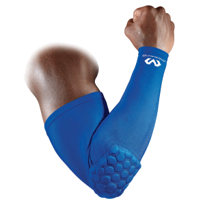 McDavid Shooter Arm Sleeve Blue
