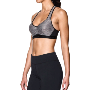 Women's Under Armour High Sports Bra Grey