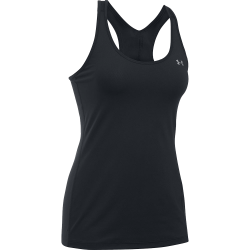 Women's Under Armour HeatGear® Armour Racer Tank Black