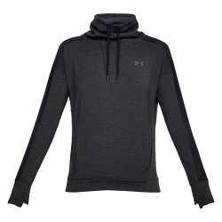 Womens UA Featherweight Fleece Funnel Neck