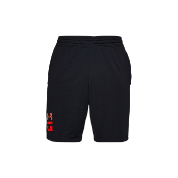 Mens Under Armour MK-1 Graphic Shorts Black