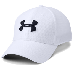 Under Armour Blitzing 3.0 Cap White