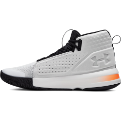 Under Armour Torch Basketball Shoes White